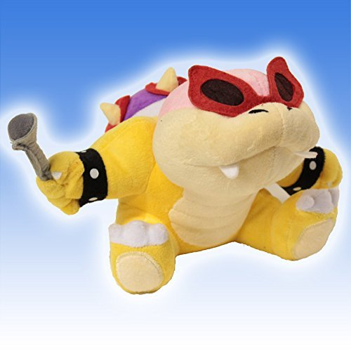 Super Mario Brothers 6 Plush Roy Koopa toy Doll by Super Mario Brothers   B01LY4WQUG