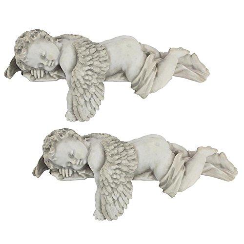 2 Angel Statues - 2