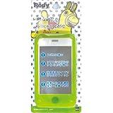 ロディ ロディ iphone シリコンケース ライム