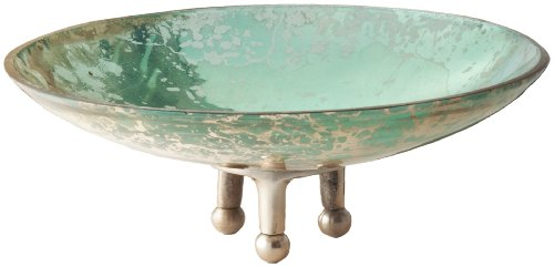 Lazy Susan Gilded Sea Bowl, Small by Gilded Barn