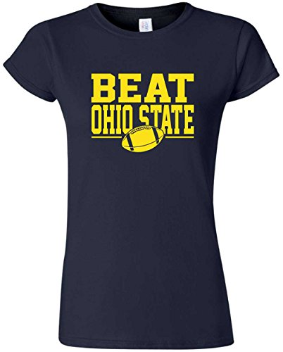 Michigan Wolverines Fans Beat Ohio State Football T-Shirt