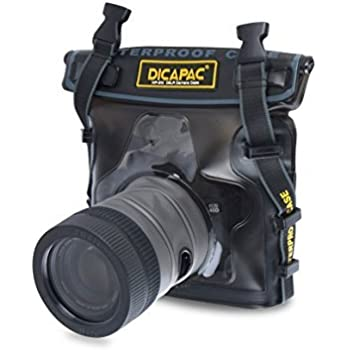 Amazon DiCAPac WP S10 Pro DSLR Camera Series Waterproof Case