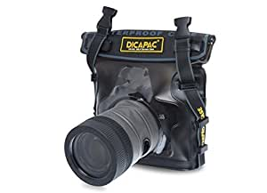 DiCAPac WP-S10 Pro DSLR Camera Series Waterproof Case