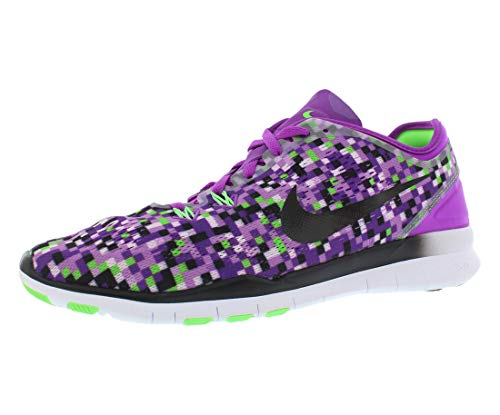 Nike Free 5.0 Tr Fit Print Running Women's Shoes Size 6.5