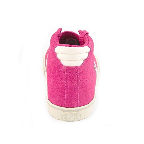 Pink Leder Sportstiefel Jr Neu Sc Kinder Converse Pro Cq0wtqF