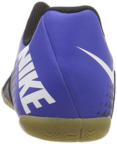 white Nike Mixte Enfant Jr racer Blue ic Football 414 Chaussures obsidian Multicolore De Bombax USAwxUq