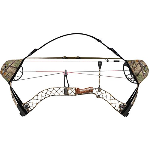 BowSlicker Bow Sling and Cam Guards- Alpine Mountain Camo