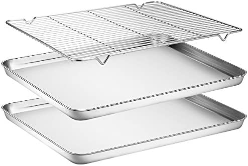HKJ Chef Nonstick Stainless Rectangle product image