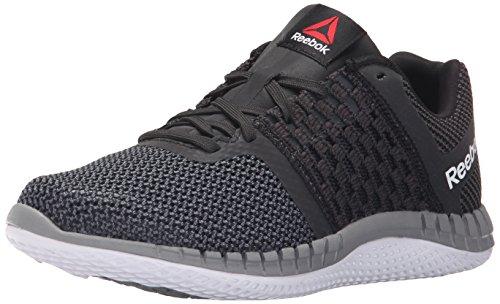 reebok-womens-zprint-running-shoe-black-gravel-tin-grey-black-reflective-white-8-m-us