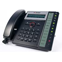 Fortinet FortiFone-450i Business VOIP SIP Phone 10/100 Lan 10/100 PC PoE with Power Adapter 10 up to 34 lines with 2*FON-50e Exp. FON-450i