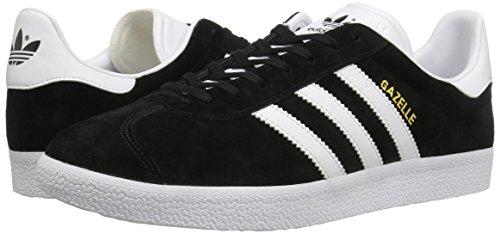 White Chaussures 2 Black Couleur Course Gazelle Pour De Adidas Homme H4wFAqzF
