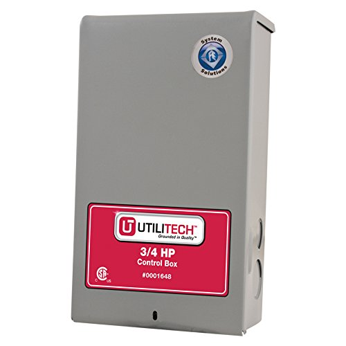 Utilitech 3/4-HP 230-Volt Control Box