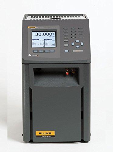 Fluke Calibration 9171-B-156 Series 9171 Metrology Well Calibrator with Type B Insert, -30 to 155°C Temperature Range, 115V