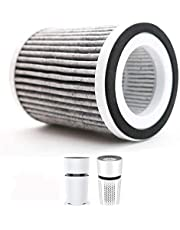 MICPANG Air Purifier Replacement Filters for 001 - Filter Replacement, Best Filter for Pets, Smoke and Dust