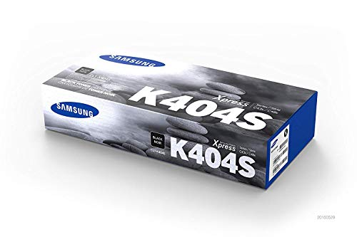 Samsung CLT-K404S Toner Cartridge Black for SL-C430W, C480FW- Open Box