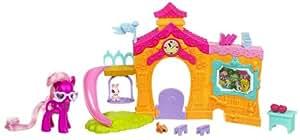 Hasbro 25973 My Little Pony- Poni en la escuela con accesorios