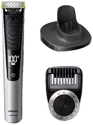Philips QP 6520/20 Recargable Negro, Plata cortadora de pelo y ...