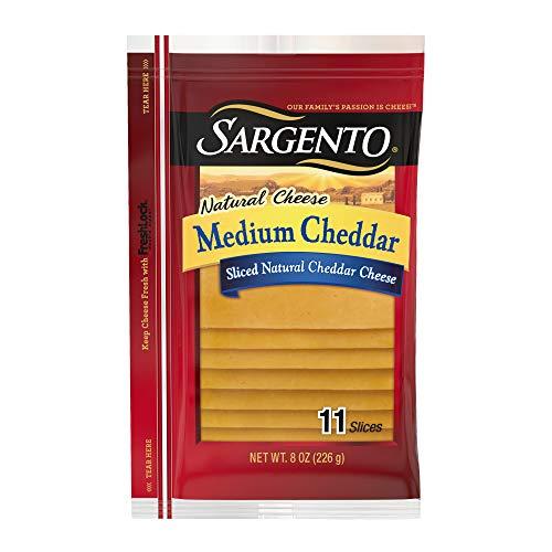 Sargento Medium Cheddar Natural ...