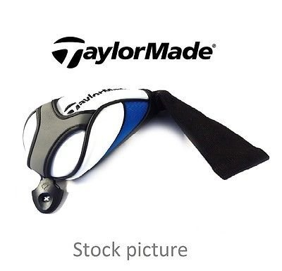 NEW Taylormade SLDR / JETSPEED 3,5,7 WOOD Headcover Black Sock