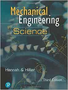 Amazon Com Mechanical Engineering Science 9780582326750 Hannah John Hillier M J Books