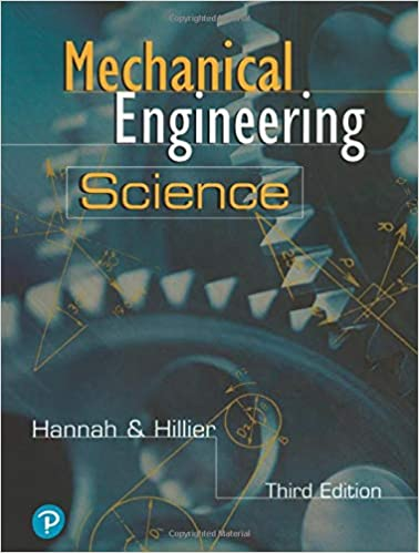 Mechanical Engineering Science Hannah John Hillier M J 9780582326750 Amazon Com Books