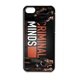 iPhone 5C Phone Case Black Criminal Minds V8968618