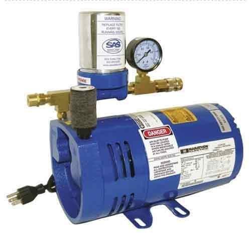 SAS Safety 9806-00 1/4-HP Oil-Less Air Pump