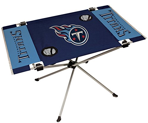 (Rawlings NFL Tennessee Titans End Zone Table, Large/31.5