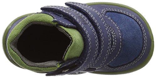 Superfit Baby Jungen Ulli Sneaker Blue (Water Kombi)
