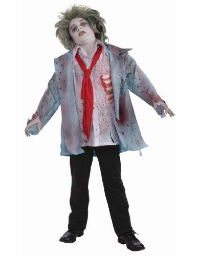 Forum Novelties Halloween Party Creepy Scary Costume Zombie Boy (Birds And The Bees Halloween Costume)