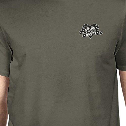 Taille shirt Homme Foncé Gris 365 Unique T Courtes Manches Printing FgxpYqa