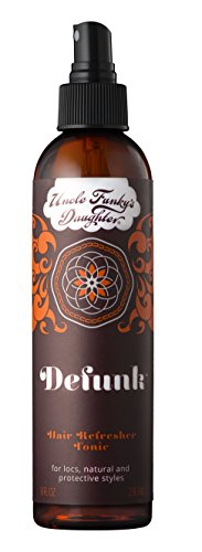 (Defunk Hair Refresher Tonic, 8 oz)