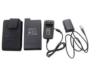Lanparte 6000mAh Portable DSLR Li-Ion Battery For Canon EOS 5D2 5D3 7D 60D LP-E6