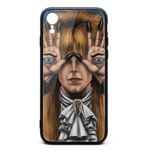 Heavy Duty Mobile Case Printing Pattern Easy Access to All Buttons Phone Case for iPhone XR