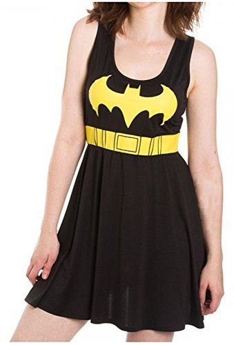 Batman Products : Batgirl Women's A-Line Scoop Neck Dress