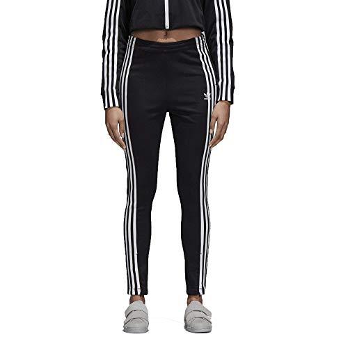 adidas Originals Women's Superstar Trackpants (S, Black)