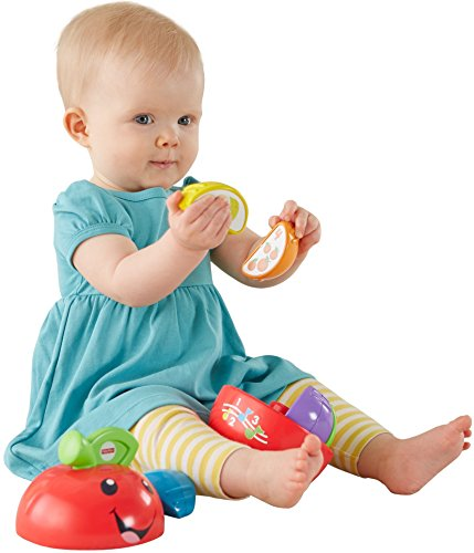 Fisher-Price Laugh & Learning Happy Apple