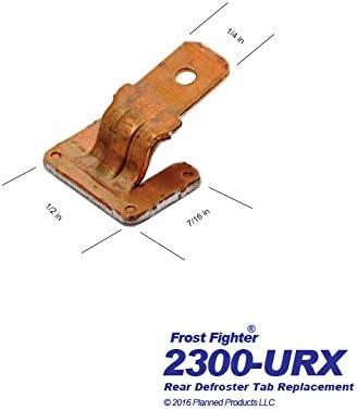 Frost Fighter 2000 Tab Bonding Kit for Rear Window Defroster Repair
