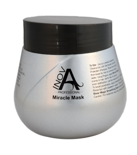 ilk Keratin - The Miracle Mask - Deep Conditioning Mask, 17.6 Fluid Ounce ()
