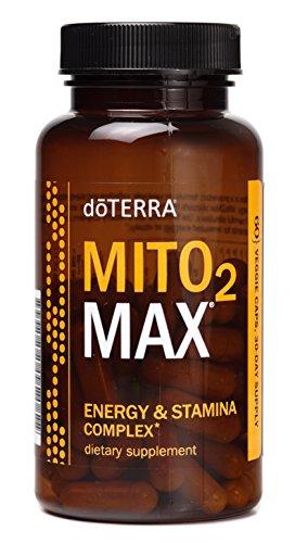 doTERRA - Mito2Max Energy and Stamina Complex - 60 Veggie Caps
