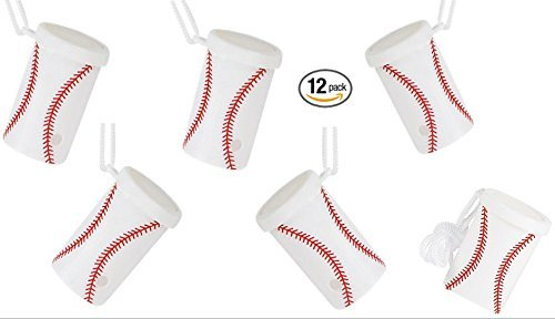 PlayO Sports Noisemakers (Baseball) - Air Blasters