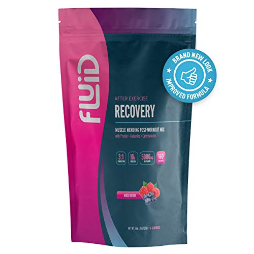 Fluid Recovery Mixed Berry Bag - 16 Servings
