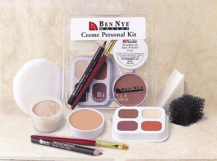 Amazon.com : Theatrical Makeup Kits - Fair: Light-Medium PK-1 ...