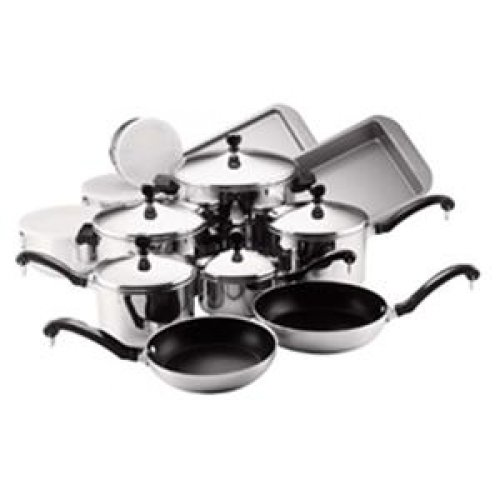 Lowest Price for: Farberware Millennium Stainless Steel 10 ...