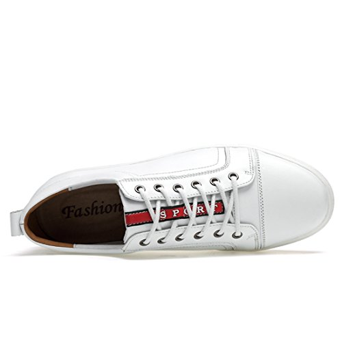 LH1003 White 5 LHEU 39 Bianco Uomo Sneaker Minitoo EU w5nPxCvqn