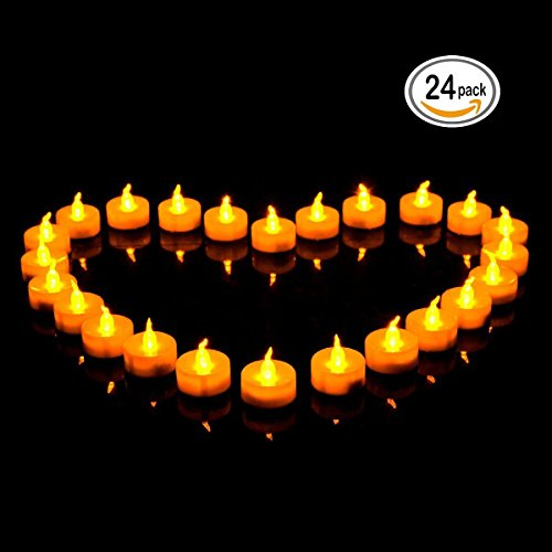 Flameless Candles Unscented Tealight Tealights product image