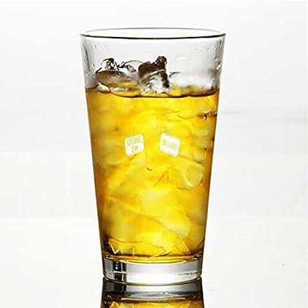 Copa de cristal comprar uno consigue un mono doble gratis, compra uno Get One Movie Ticket Glass para agua, zumo, cerveza, licor, whisky en boda, fiesta, día de la madre, día del padre, cumpleaños.