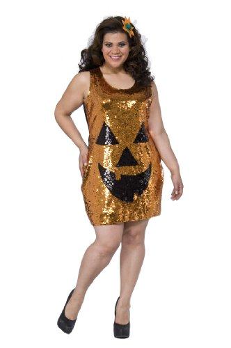 Pull Over Dress Pretty Pumpkin