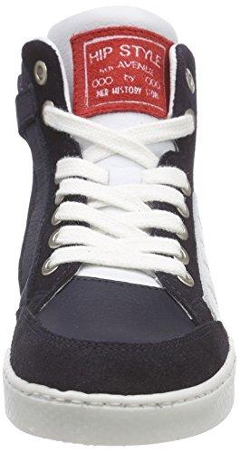HIP H1823/162/0000/0000 - Zapatillas altas Niños Azul - Blau (46CO)