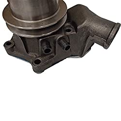 AT27018 New Water Pump w/Pulley For John Deere 820
